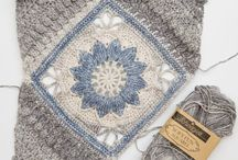 in' A New Large Crochet Square