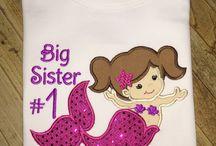 Big Sister Big Brother shirts