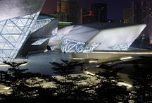 - Architect - Zaha Hadid