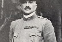 Luigi Cadorna / Il Generale Luigi Cadorna (1850-1928)  fu ospite dell'Hotel Mayer & Splendid nel 1911.