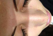 Zubias Lashes / Eyelash extensions by #zubias