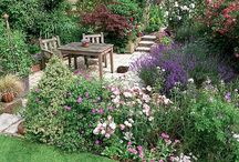 venkovské zahrady
