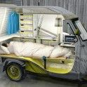 Houses to Go / Fitted out van, buses, RV, motorcycles or trailer home