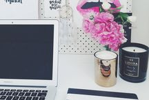 Office Inspo / by Angie Campbell