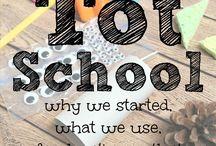 Preschool / Tips, Activities, Crafts, and Ideas for Pre-school