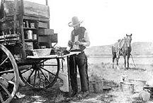 History - Chuck Wagons