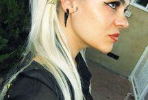 hair style's. / by Deepika Prasad