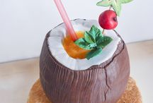 Coconut Cakes & Ideas