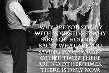George Balanchine / by Sydney Snyder