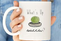 Coffee Mugs and more awesomeness for the kitchen