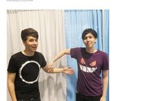 Dan and Phil