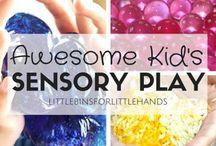 sensoriese play