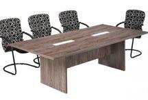 Boardroom Table & Charis