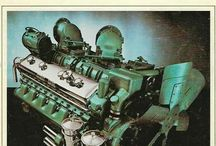 Detroit Diesel 2 Stroke Engines