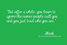 Shrek quotes and more