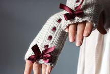 Gloves - kesztyűs kézzel