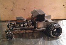 Cars & tractors