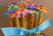 Back to School Crafts & Activities / Back to School crafts and gifts for the family