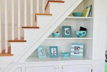 desain lemari tangga
