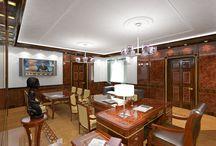 Посольство РФ в Нигерии / Дизайн проект интерьеров посольства РФ в Нигерии