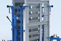 Data Frames, Server Center / The SKENCSYS1 can lift loads of upto 3520lb of the floor to a miximum height of 310mm.  Ideal for moving a fully loaded Data Center