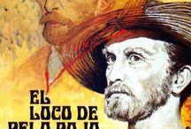 Pintores en el cine / Películas basadas en grandes Artistas