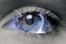 uma paixão por olhos