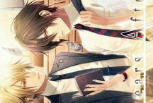 0173Foxy03 Anime Manga Amnesia