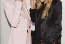 •Olsen Twins