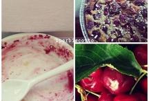 dessert 1 / Dolci al cucchiaio vari: budini, geli, mousse...