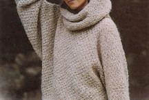 Oversized Sweater Pattern