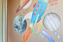 space themed children's ministry / by Lisa Lacher