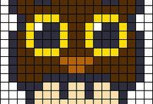 pixel art (symétrie)