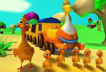Dinosaur Train Nursery Rhymes For Kids