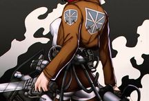 All things Attack on Titan / Everything related to the Anime and Manga Attack on Titan. Including Mikasa Ackerman, Eren Jaeger. Art and Cosplay from Attack on Titan season 1 and Attack on Titan Season 2. AKA Shingeki no Kyojin