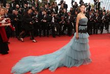 Cannes 2016 dress research