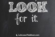Chalkboard Ideas  / by Fionnuala Darby Hudgens