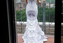Wedding Gowns / Some of the most elaborate and exquisite wedding gowns!