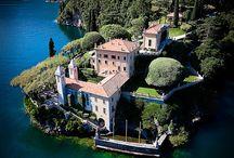 Lenno / Lake Como Lombardy Italy