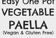 Vegan One Pot Meals / Easy vegan meals that can be made in one pot! Vegetarian, dairy-free, egg-free, plant-based, meat-free with gluten-free options