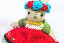 Famous Characters Crochet Patterns