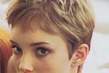 Short hair styles / Pixie cuts