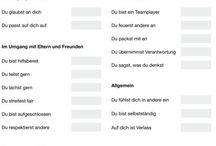 Pädagogik // Ich-Stärkung