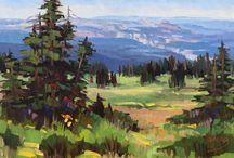 2) Landscape - Mary Jabens