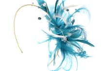Fascinators / Fascinators and head pieces for weddings and special occasions.