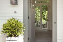 Curb Appeal / Give the outside of your home some curb appeal with inexpensive additions and creative projects. / by Karisa | Petite Modern Life