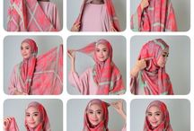 Hijab tutorial...