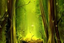 Mystical scenes / Inspirational ...