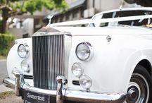 Vintage Bride ~ Transportation Inspiration