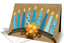 Thanksgivukkah a Thankful Jewish Holiday